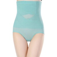 春夏高腰收腹裤薄款女士产后收胃提臀产妇束腰塑身收腹内裤