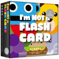 宝宝玩英语 I'm NOT a Flash Card(我不是单词卡)创意学习闪卡 看视频3-6-9岁儿童英文启蒙教材A