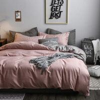 网红款四件套床上用品天少女心床单人宿舍三件套被套被罩两件套