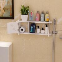 御目 置物架 免打孔卫生间浴室壁挂置物收纳架架厕所洗漱台墙上吸壁式整理收纳吸盘架 创意家具