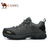 camel CAMEL骆驼户外男款徒步鞋 登山鞋防滑减震耐磨户外鞋