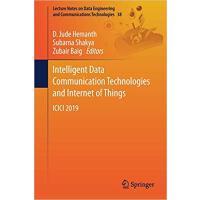 【预订】Intelligent Data Communication Technologies and Interne