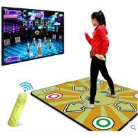 减肥瘦身健身运动跳舞机电视电脑家用加厚跳舞毯单人多功能 红外体感 跳舞机