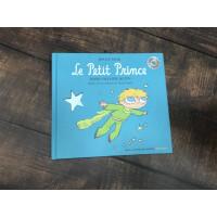 法语原版 小王子 插图漫画 Joann Sfar 收藏版 法语音频 书+CD Le Petit Prince