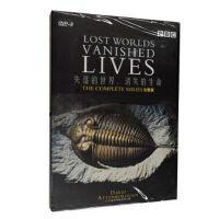 BBC纪录片dvd影碟片 失落的世界 消失的生命 DVD9 中英双语