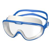 儿童泳镜男童女童大框舒适防水防雾高清游泳眼镜潜水镜装备
