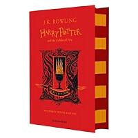 哈利波特与火焰杯 格里芬多学院版 精装 英文原版 Harry Potter and the Goblet of Fire