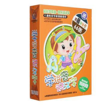 《幼儿童 识字拼音教学视频 教程学习动画DVD
