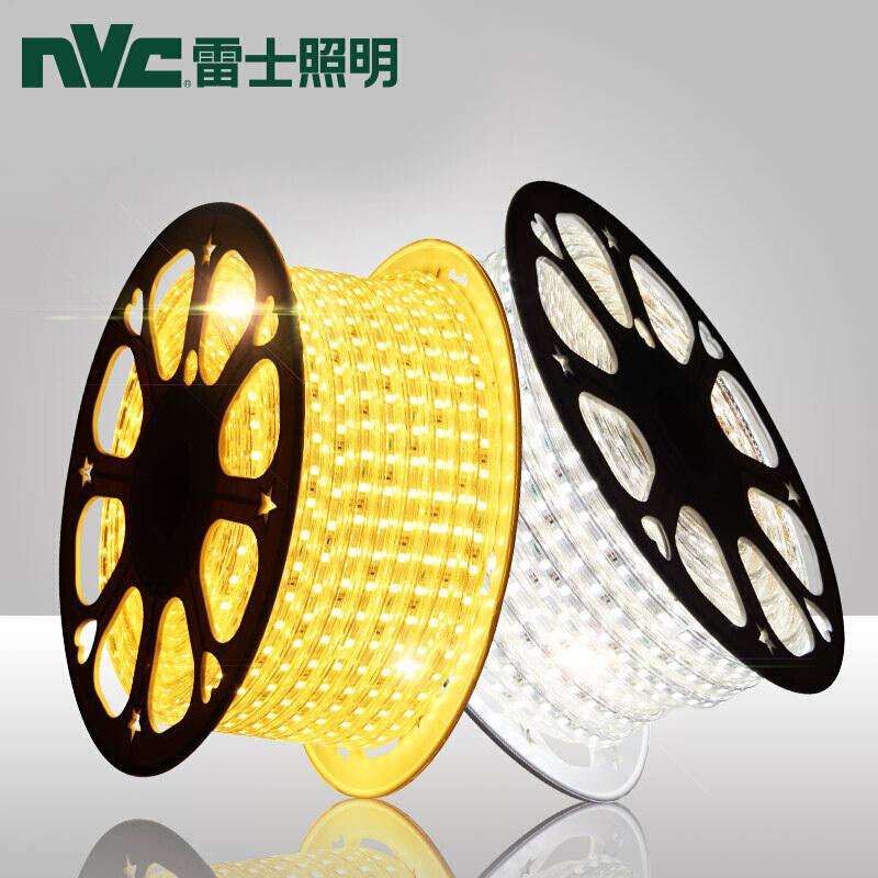 NVC 雷士照明 LED灯带3528/5050 灯带 节能防水塑胶软灯带