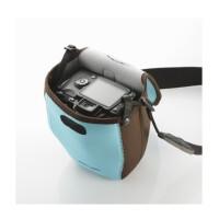 Elecom宜丽客 DGB-S009 单反相机包 内胆包 微单包 多彩便携折叠相机包