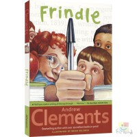 Frindle Andrew Clements 我们叫它粉灵豆 安德鲁・克莱门 经典校园小说 儿童文学读物 轻松有趣 青