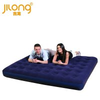 吉龙 充气床垫蜂窝立柱双人气垫床 加厚加大居家户外必备床