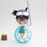 名侦探柯南公仔江户川柯南手办玩偶模型全套摆件生日礼物