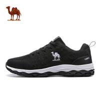 骆驼运动鞋 男款轻便跑鞋减震透气男子城市跑鞋