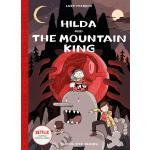 英文原版 希尔达漫画6 精装 希尔达与山* Netflix动画原著 Hilda and the Mountain Ki