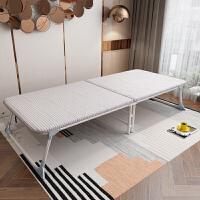 加固折叠床硬板单人用午休午睡陪护简易木板