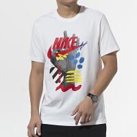 NIKE耐克 男装 运动短袖休闲舒适透气T恤 BV7564-100