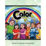 【预订】What Color Is Your Happiness?