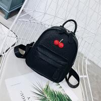 背包女双肩包小包迷你2018新款韩版潮软皮时尚个性大容量夏季