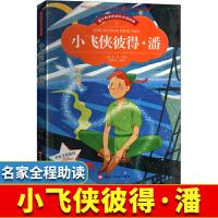 爱不释手的成长必读经典 小飞侠彼得・潘 彩图注音版小学生1-3年级无障碍阅读 世界中外经典