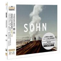 原装正版 贝阁 SOHN TREMORS 颤抖 CD+歌词本+正版验证卡 视频 光盘 软件