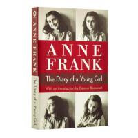 【现货正版】The Diary of a Young Girl 安妮日记(又名:一个年轻女孩的日记) 英文原版 安妮弗