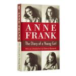 【现货】英文原版 安妮日记 The Diary of a Young Girl (又名:一个年轻女孩的日记) 安妮弗兰克