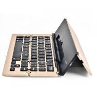 折叠便携小键盘 无线蓝牙键盘苹果ipad安卓手机平板mini通用windows系统华为M