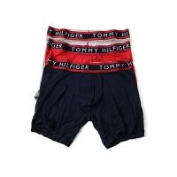 Tommy Hilfiger 新款男士平角内裤三条装【美国直邮】