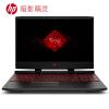 惠普(HP)暗影精灵5 OMEN 15-dc1067TX 15.6英寸游戏笔记本电脑(i7-9750H 8G 512GSSD GTX1660Ti 6G独显 144Hz)