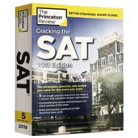 攻克SAT考试2019年版英文原版 Cracking the SAT with 5 Practice Tests 20
