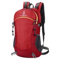 新款户外登山包男徒步旅游双肩包女旅行背包防水骑行运动包