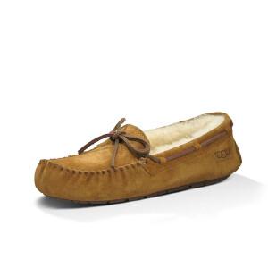 【香港现货】UGG DAKOTA女鞋平底套脚一脚蹬休闲单鞋5612专柜正品直邮