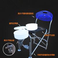 钓鱼椅 钓鱼椅子多功能防晃台钓椅 折叠钓椅钓凳渔具配件