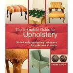 【预订】The Complete Guide to Upholstery Stuffed with Step-by-S