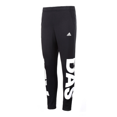 Adidas阿迪达斯  男子收腿修身休闲跑步长裤  BQ7083  现男子收腿修身休闲跑步长裤