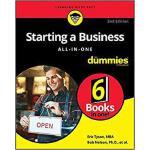 【预订】Starting A Business All-In-One Fd, 2Nd Edition 97811195
