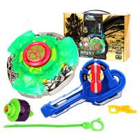 战斗王飓风战魂2陀螺套装 雷霆怒刀碧凌圣枪儿童玩具