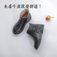 儿童流苏靴子女童短靴春秋2017新款冬季单靴中小女孩靴子