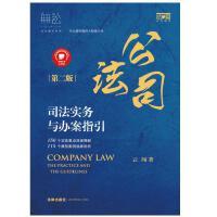 公司法司法实务与办案指引(第二版)