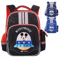 迪士尼校园背包 创意米奇图案书包 卡通男童双肩包 MB0600旅行包