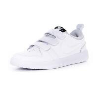 【4折�r:159.6元】耐克(Nike)童鞋白色�\�影逍� CJ7199