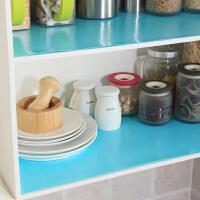 【满188减100】欧润哲 PVC防滑橱柜垫套装 厚实防尘垫易清洁耐高温厨房垫
