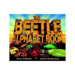 英文原版 The Beetle Alphabet Book
