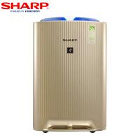 夏普(Sharp)空气净化器 KC-WE61-N 家用 除PM2.5除菌 除异味 加湿 净化器