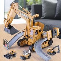 工程车玩具汽车挖掘机智力开发儿童益智礼物
