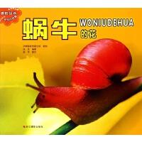 蜗牛的花/乐乐小动物摄影绘本