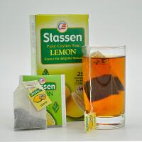 司迪生 柠檬风味红茶1.5g*25茶包/盒 斯里兰卡锡兰红茶袋泡茶