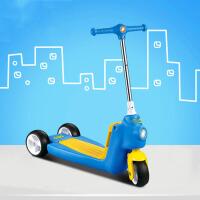 儿童滑板车3轮蛙式童车三轮脚踏车宝宝踏板车滑轮车儿童玩具