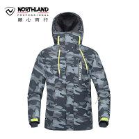 【顺心而行】诺诗兰户外男士防水防风保暖动态合体滑雪滑板服GK065817